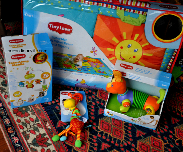 Holiday Gift Guide: Gifts For Baby From Tiny Love
