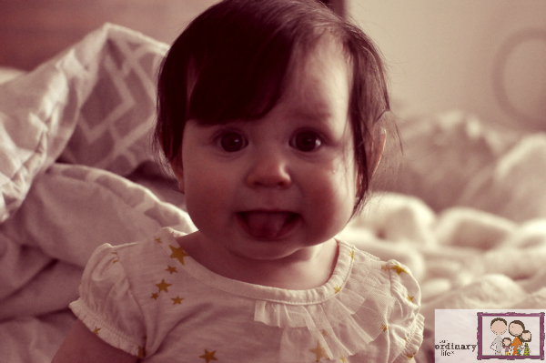 Baby's First Year – Mia 7 Months Old
