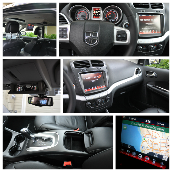 2013 Dodge Journey Crew uconnect navigation dvd