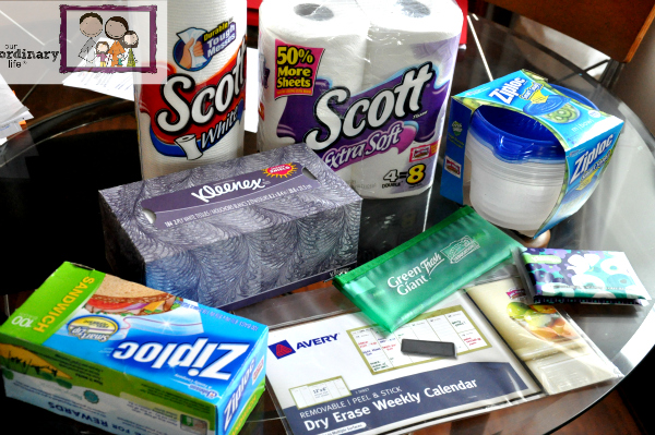 Box Tops for Education: Pantry Stock Up
