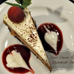 Chambord Sour Cream Raspberry Cheesecake Recipe