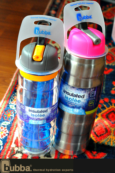 bubba water bottles