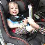 Travel Easy With Chicco NextFit Convertible Car Seat #NextFit