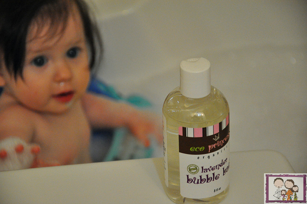 Finally, Long-Lasting Organic Bubbles from Natural Bubble Bath