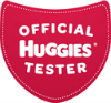 Huggies-Tester-Badge