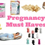 My Must Have Pregnancy Essentials & A Few Tips