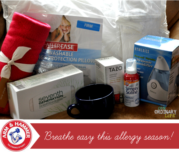 Breathe Easy with ARM & HAMMER™ – Giveaway