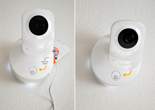 Safety 1st Genesis Baby Camera Monitor (5)