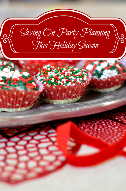 Saving On Party Planning This Holiday Season