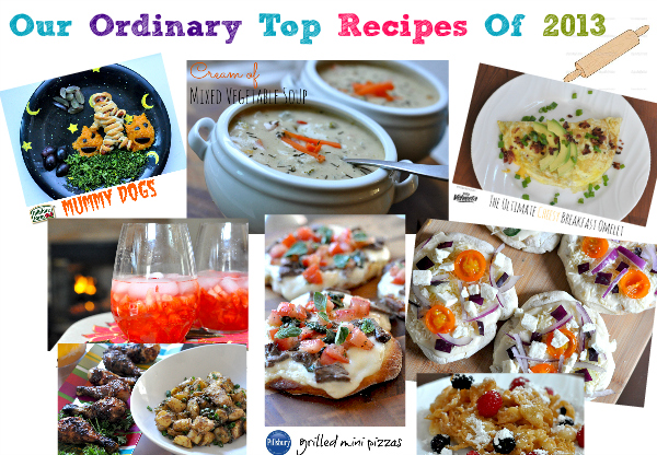 recipes of 2013