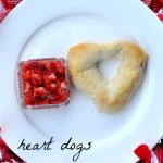 Valentine's Day For The Kiddos – Heart Dogs