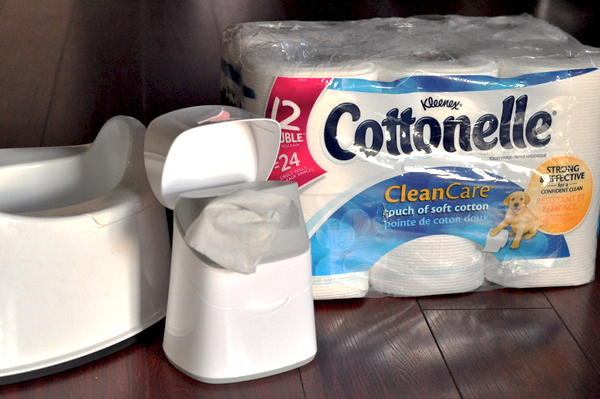 potty training toddler cottonelle (5)