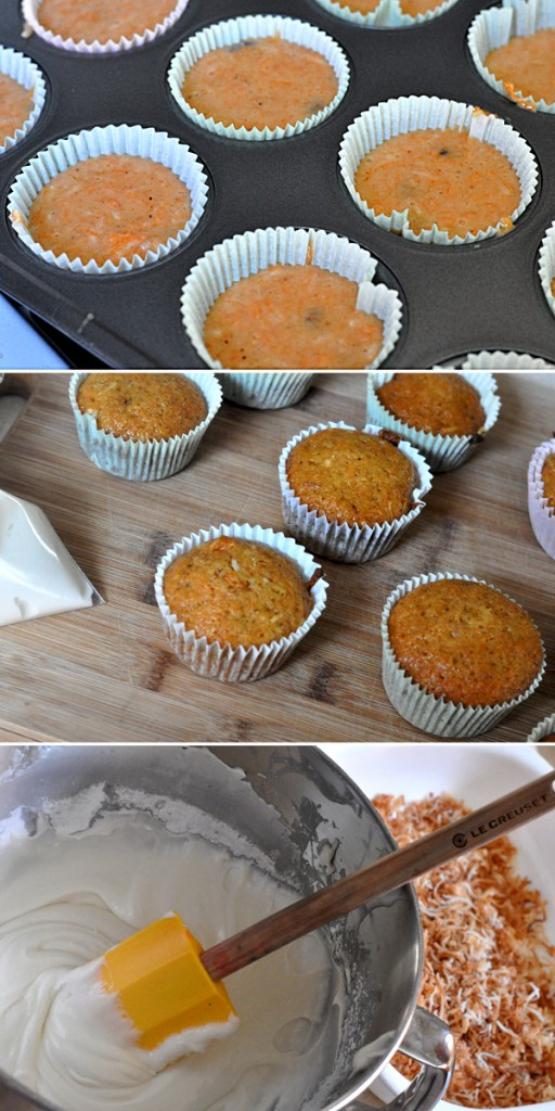 moist silk carrot coconut cupcakes (4)