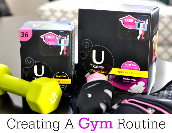 u by kotex produts