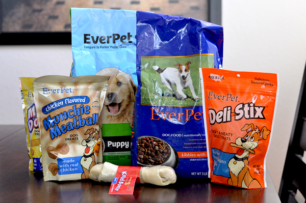 Dollar general Everpet dog food treats (2)