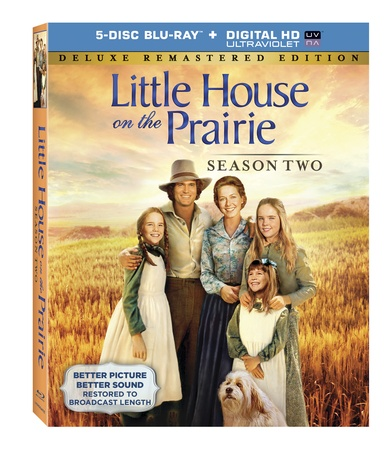 Little House On The Prairie – Season Two Deluxe Remastered Edition (1)