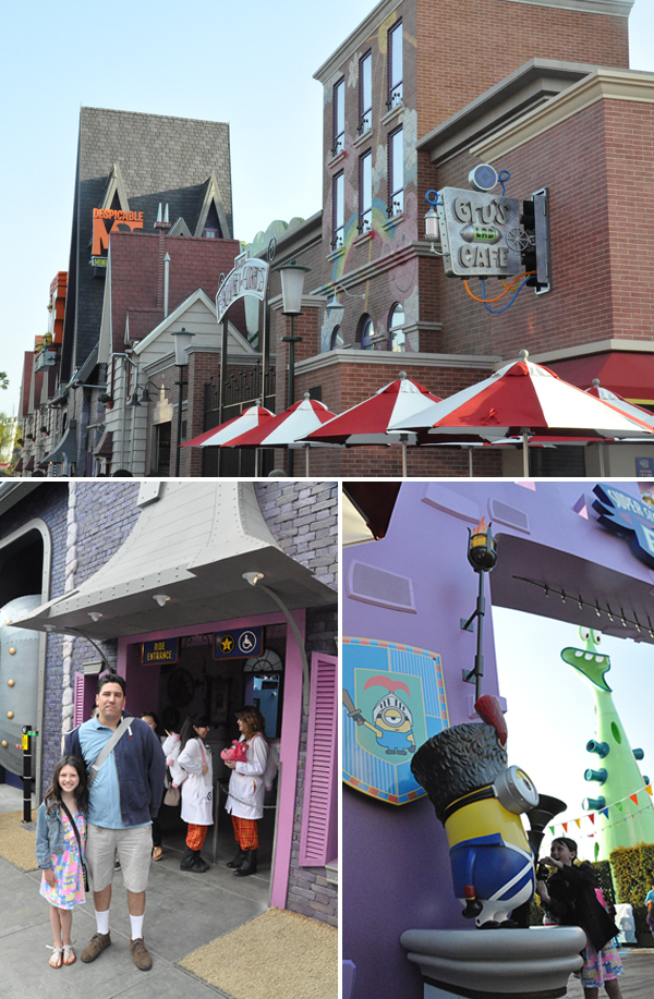 Universal Studios Despicable Me 2 Ride Hollywood (3)