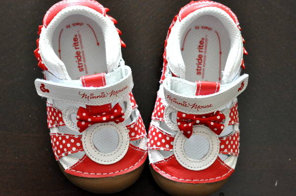 stride rite disney shoes minnie mouse