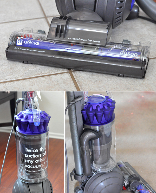 Dyson DC65 Vacuum Cleaner (3)
