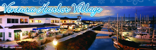 Ventura CA Harbor Village