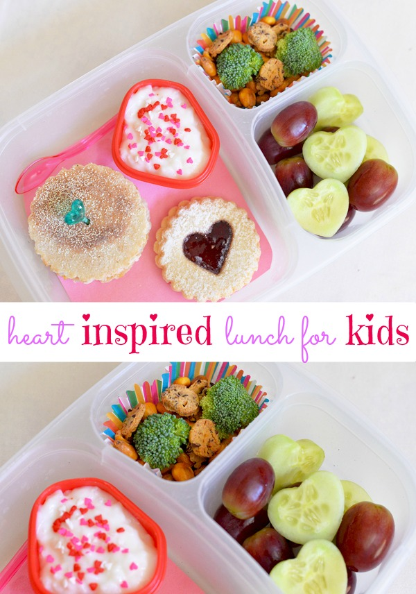 heart lunch idea