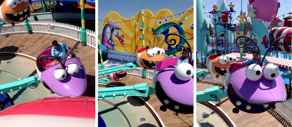 Universal Studios Despicable Me 2 Ride Hollywood  (5)