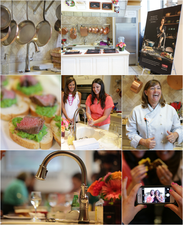 happimess cooking class