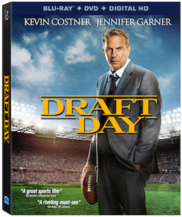 draft day bluray dvd