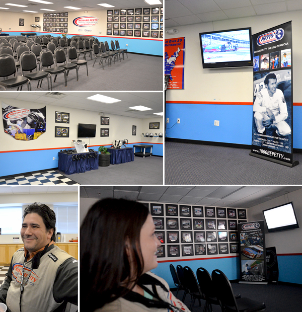 Richard Petty Driving Experience Orientation