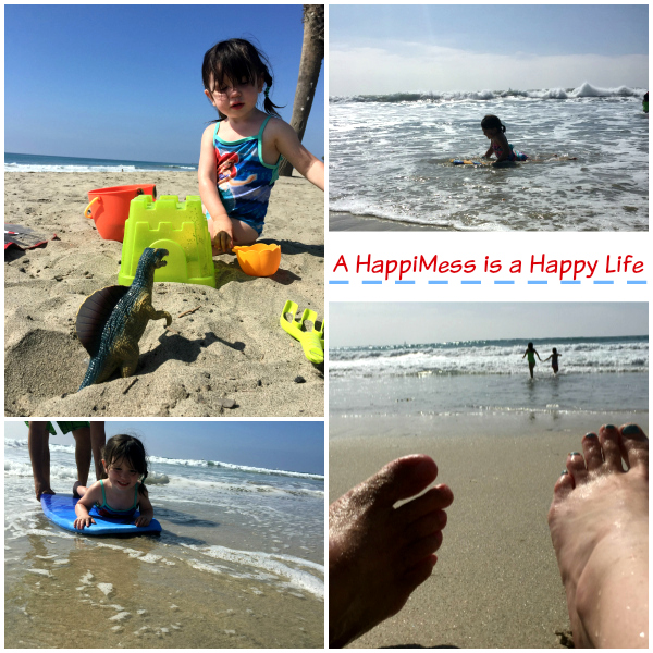 happimess beach days