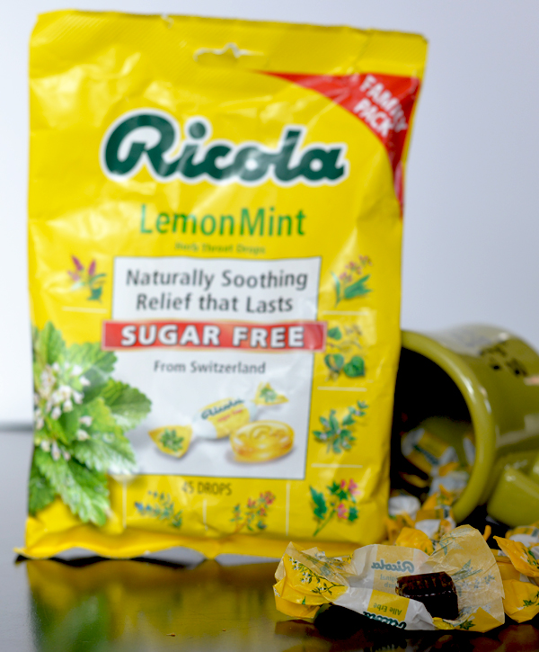 Ricola Lemon Mint Sugar Free Cough Relief (5)