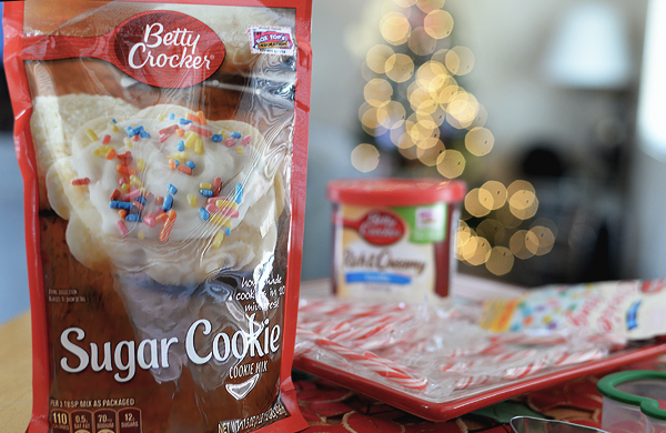 Betty Crocker Sugar Cookie Tree Ornaments (2)