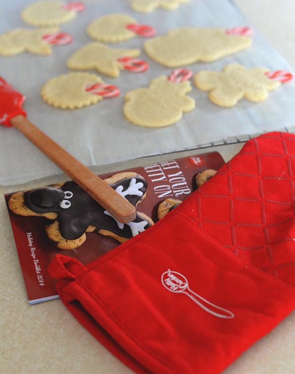 Betty Crocker Sugar Cookie Tree Ornaments (9)