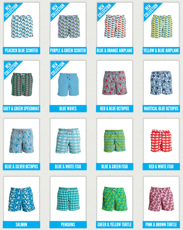 tom teddy short different styles