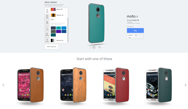 The New Moto X – A Truly Personalized Smartphone – #MotoCheer #CleverGirls #MotoX
