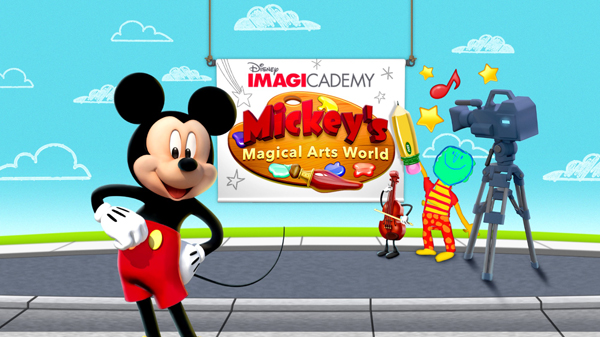 Mickey's Magical Arts World