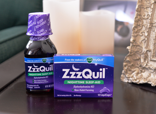 ZzzQuil NyQuil Nighttime Sleep aid (2)