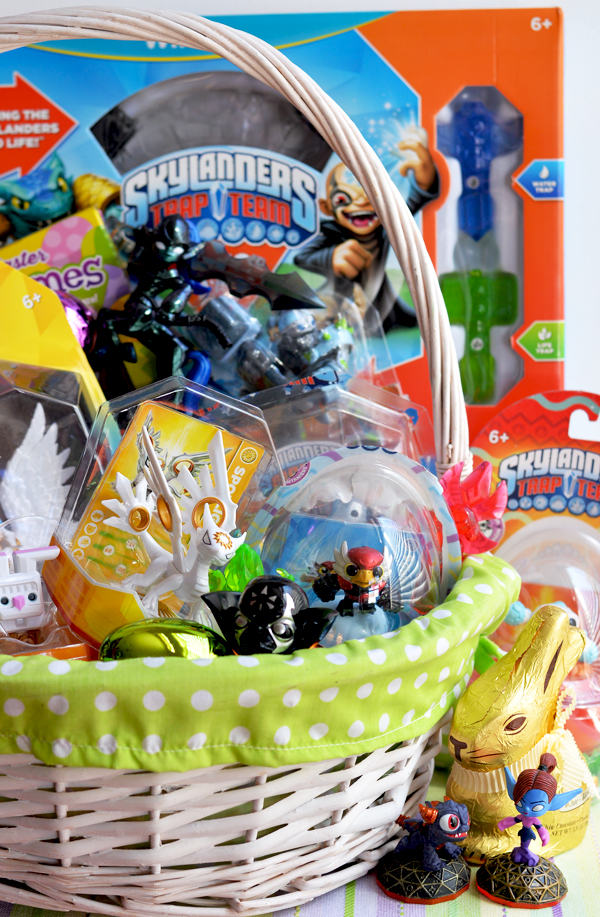 Skylanders Fan Trap Team Easter Basket Idea (3)