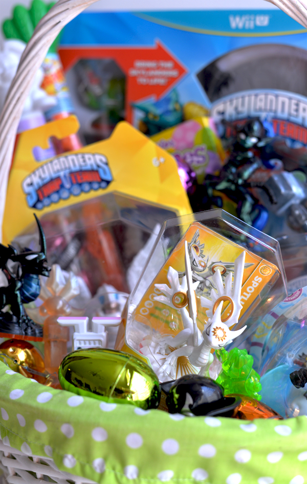 Skylanders Fan Trap Team Easter Basket Idea (5)
