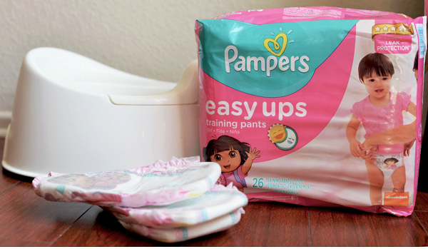Pampers Easy Ups toddler potty training tips1