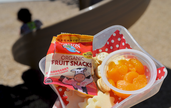 Horizon Park Snack Ideas Bento Kids