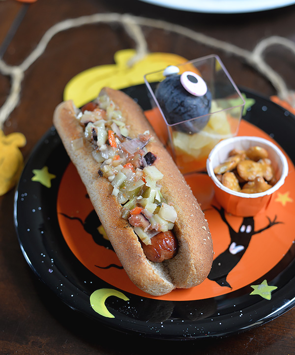 Hebrew National Fall Fun Hotdog Veggie Relish Idea (1)