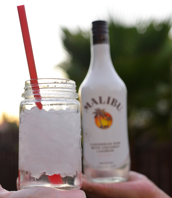 Malibu Rum 7up Cocktail Summer Beachy (3)