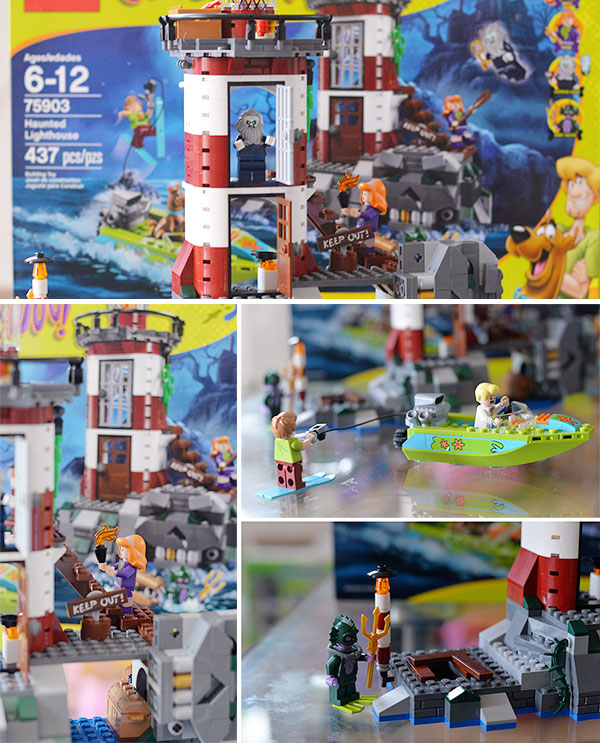 LEGO Scooby Doo Building Sets Tour (8)