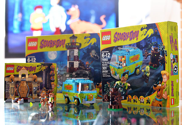 LEGO Scooby Doo Building Sets