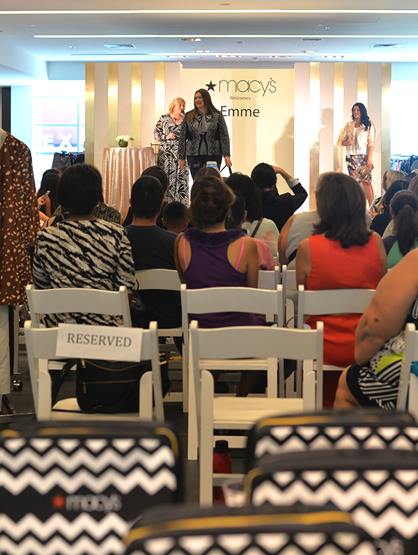 Macys Fashion Show Emme plus size model rancho california (3)