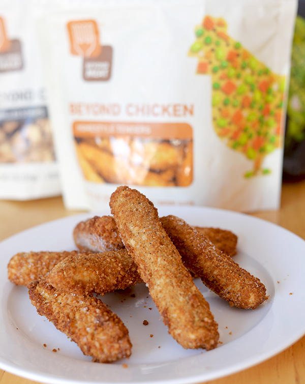 Beyond Meat Beyond Chicken tenders