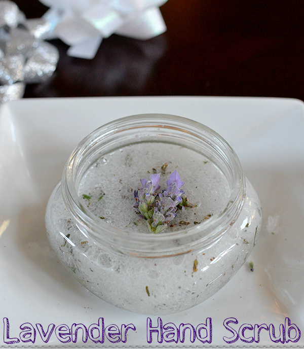 Seventh Generation Homemade Lavender Mint Salt Scrub prepared2