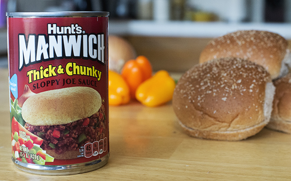 Mannwich Thick Chunky