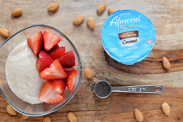Almond Coconut Dream Low Fat (3)